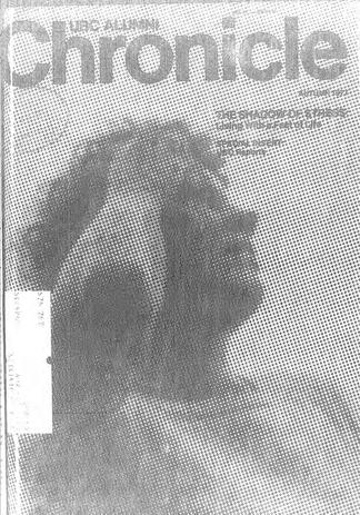 Ubc alumni chronicle ubc library open collections stopboris Images
