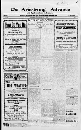 Thumbnail of Armstrong Advance
