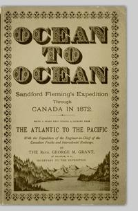 Ocean to ocean : Sandford Fleming's expedition through