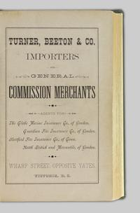 The British Columbia directory for the years 1882-83