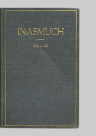 Inasmuch Sketches Of The Beginnings Of The Church Of England In