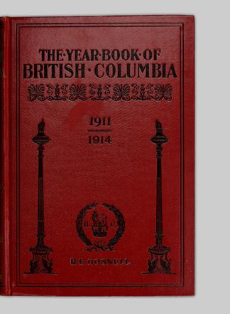 The Year book of British Columbia and manual of provincial