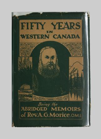 Fifty years in western Canada - UBC Library Open Collections
