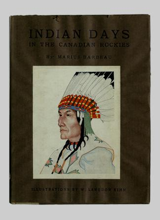 Indian days in the Canadian Rockies - UBC Library Open
