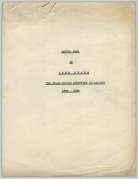 Letter Book of John Evans : the Welsh mining adventure in