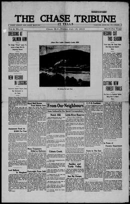Thumbnail of Chase Tribune