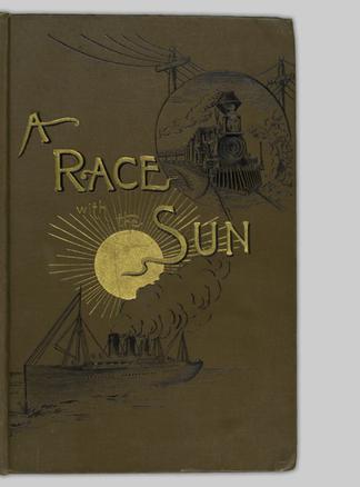 613112e6b632 A race with the sun   or