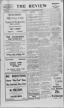 Thumbnail of Courtenay Review