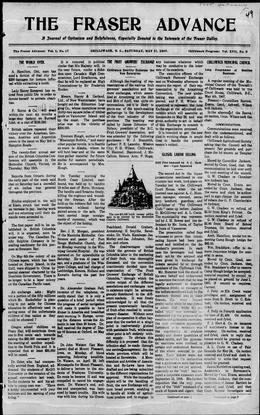 Thumbnail of Fraser Advance (Chilliwack)