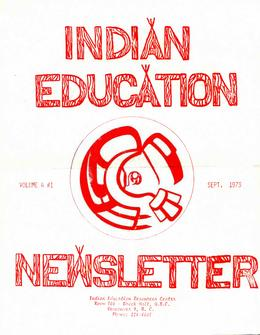 Thumbnail of Indian Education Newsletter