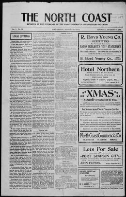 Thumbnail of North Coast (Port Simpson)