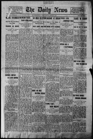 The Daily News - UBC Library Open Collections