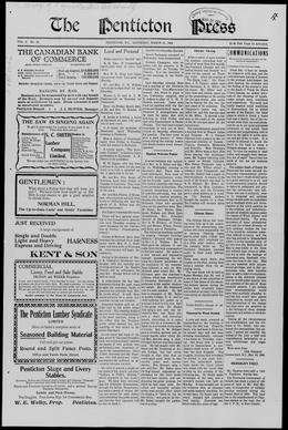 Thumbnail of The Penticton Press