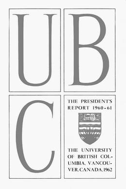 Thumbnail of Presidents' Reports