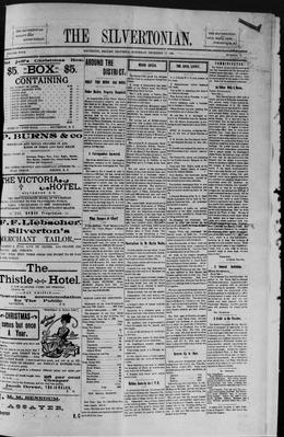 Thumbnail of Silverton Silvertonian