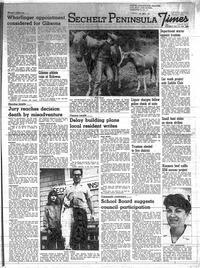 The Sechelt Peninsula Times thumbnail
