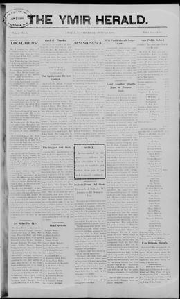 Thumbnail of Ymir Herald