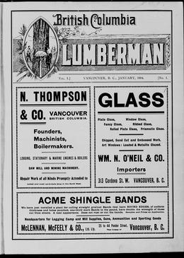 Thumbnail of BC Lumberman (Vancouver)