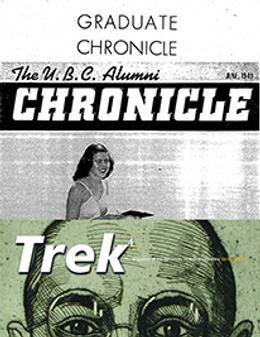 Thumbnail of The Graduate Chronicle/The UBC Alumni Chronicle/Trek